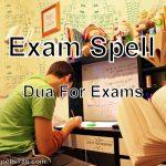 Magic Spells For Exam